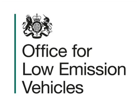 office for low emissions vehicles logo