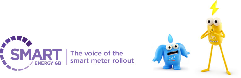 Smart Meter logo - Gaz and Leccy