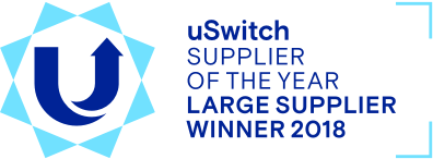 uSwitch Supplier Of The Year